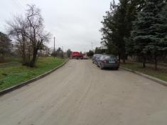 Rekonstrukce silnice - červenec - listopad 2014