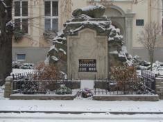 Ledovka v Pivíně - 1. a 2. prosince 2014