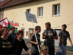 Mikroregion Němčicko se baví - 31.8.2013
