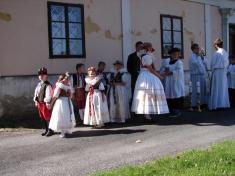 Hodová Mše svatá - 7.9.2013