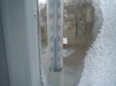 Zima přišla vúnoru - 3.2.2012 8.00 hod.