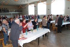 Setkání seniorů - 24.3.2012