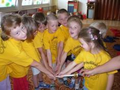 Pasování předškoláků vmateřské škole - 27.6.2012
