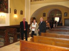 Pivínský kostel - 1.9.2010