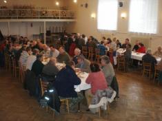 Obecní polévka, občerstvení vkulturním sále - 29.12.2010