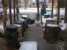 Obecní polévka - 29.12.2010