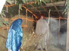 Živý betlém - 20.12.2010