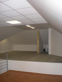Hasička - opravené podkroví - 2009