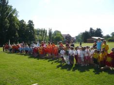 Olympiáda mateřských škol - červen 2010- Doloplazy