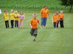 Olympiáda mateřských škol Mikroregionu Němčicko - červen 2009- Doloplazy