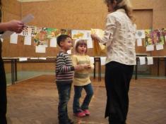 Soutěž - oceněné děti znaší MŠ - 2009