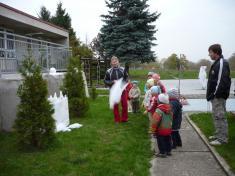 Podzimní mateřácké strašení 24.10.2008