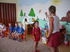 Pasování školáků 2008