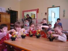 VELIKONOCE 2008v naší mateřské škole