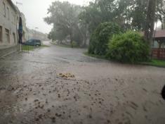 Přívalové deště 2019