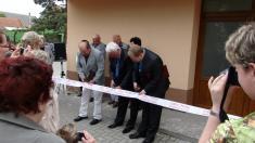 Slavnostní otevření kulturního sálu