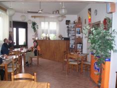 restaurace UPramene - výčep